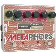 Electro Harmonix Bass Metaphors XO Series