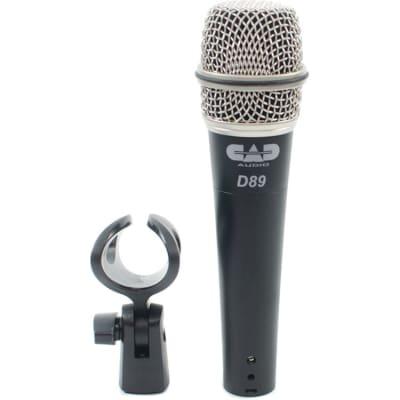 CAD Microphone D90 Supercardioid