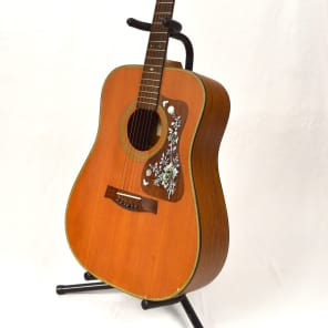 Lark in the Morning Hand Crafted Dreadnaught w/inlay for sale