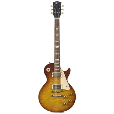 """Gibson Custom Shop Billy Gibbons """"Pearly Gates"""" '59 Les Paul Standard (Murphy Aged) 2009"""