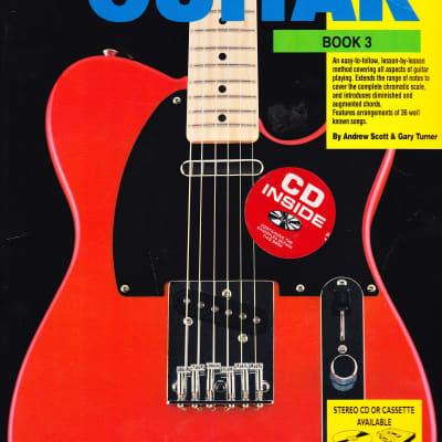 Progressive Introducing Guitar - Book 3  w/CD 1994