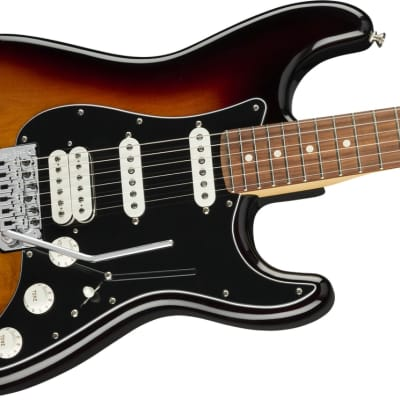Fender Players Stratocaster Sunburst HSS Floyd Rose for sale