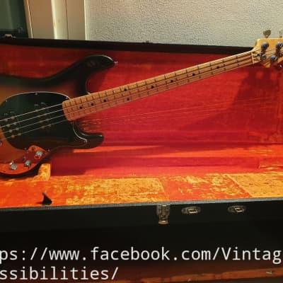Music Man Sabre Bass 1979 Sunburst for sale