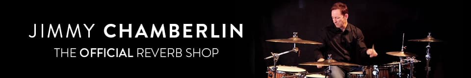 The Official Jimmy Chamberlin Shop