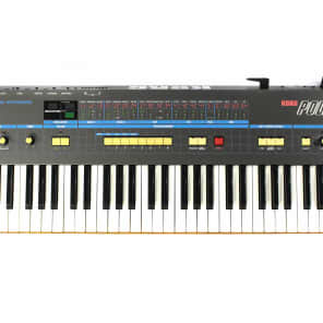Korg Poly-61M Polyphonic Synthesizer