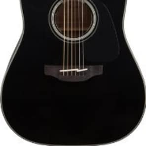 Takamine GD30-BLK Dreadnought Acoustic Guitar, Black for sale