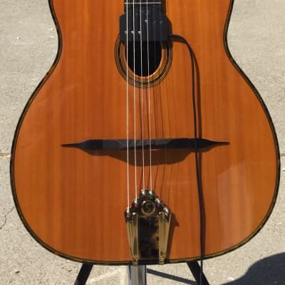 Gitane DG-300 John Jorgenson Natural  With Krivo pick up for sale