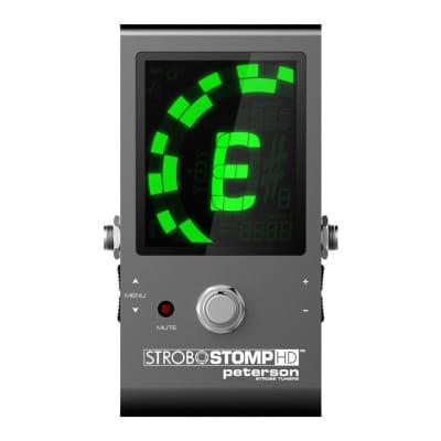 Peterson StroboStomp HD Strobe Tuner Pedal for sale