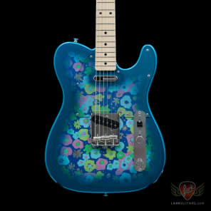Fender Limited Edition Classic '69 Telecaster - Blue Flower (552) for sale