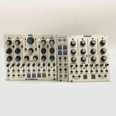 Intellijel Dubmix + Expanders Eurorack Mixer Modules