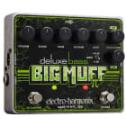 Used  Electro-Harmonix Deluxe Bass Big Muff PI Distortion Effects Pedal image