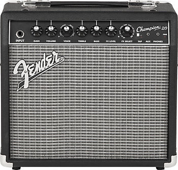 fender champion 20 20w 1x8 solid state combo electric reverb. Black Bedroom Furniture Sets. Home Design Ideas