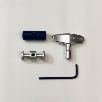 Mapex Falcon and Armory Beater Weights with Drum Key