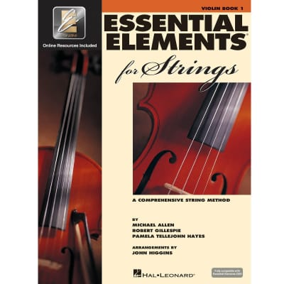 Essential Elements for Strings - Violin | Book 1 (w/ EEi)