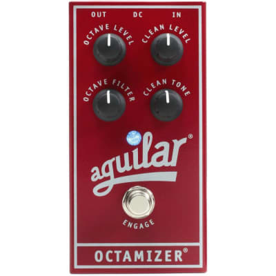 Aguilar Octamizer Analog Octave Pedal for sale