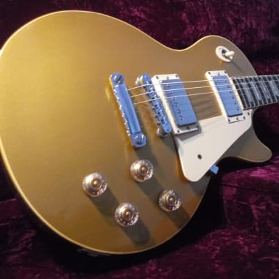 1981 Gibson Les Paul Standard  Gold Top for sale