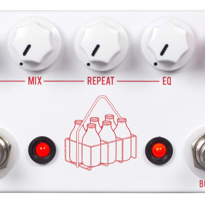 JHS The Milkman 2-in-1 Boost/Echo Pedal for sale
