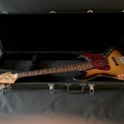 Rebelrelic J-Series Bass 61 Bass Relic 2016 3 in Tone Sunburst for sale