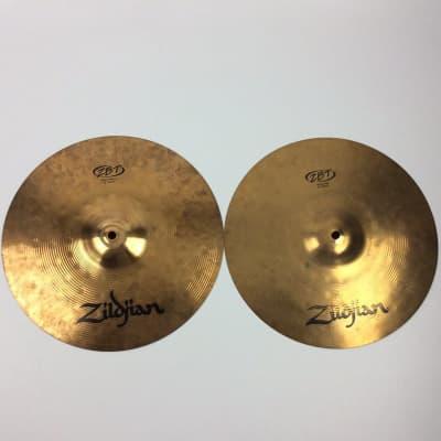 "Zildjian 14"" ZBT Hi-Hat Cymbals (Pair) 1998 - 2019"