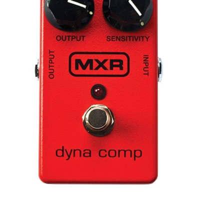 Dunlop MXR M-102 Dyna Comp Compressor Pedal for sale
