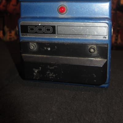 Vintage circa 1989 DOD FX67 Stereo Turbo Chorus Pedal for sale