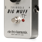 Electro-Harmonix Triangle Big Muff Pi Distortion Sustainer image