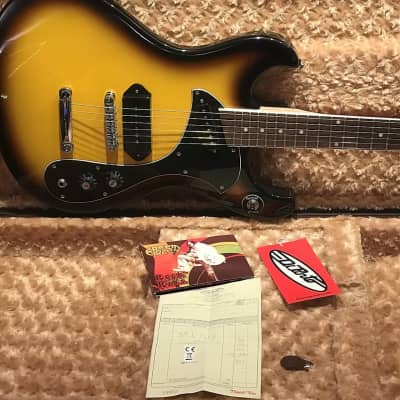 DiPinto Mach IV ~ Sunburst ~ P90 for sale