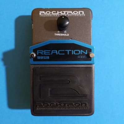 Rocktron Reaction Hush noise reduction w/box & manual for sale