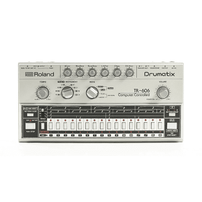 Roland TR-606 Drumatix Analog Drum Machine