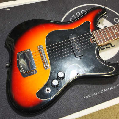 Heit Deluxe 60s 2 Color Sunburst for sale