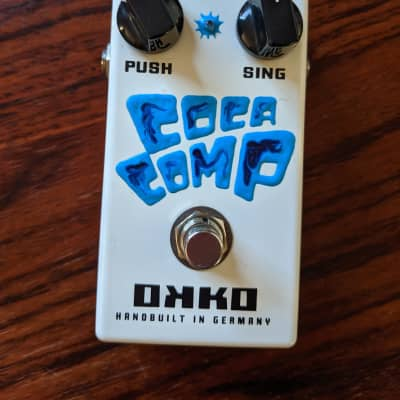 OKKO Coca Comp Compressor And Sustainer for sale
