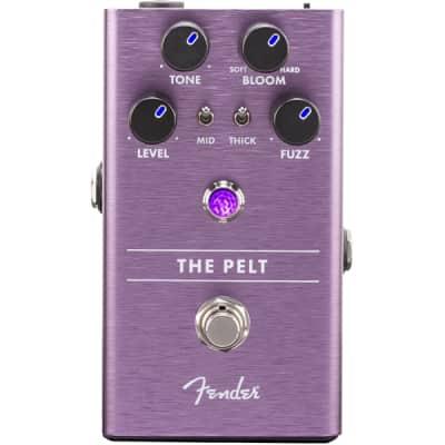 New Fender The Pelt Fuzz Guitar Effects Pedal!