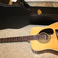 Alvarez 5054 12 string acoustic guitar with new hard case for sale