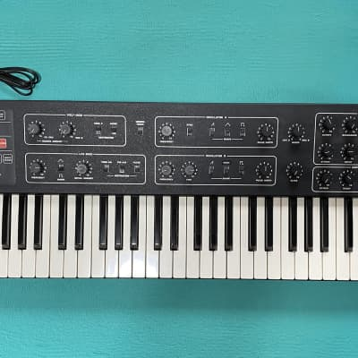 Sequential Circuits Prophet 600 Gligli upgrade+hardcase and documents, serviced !