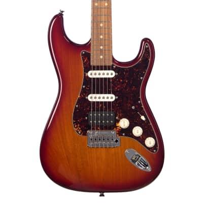 Tom Anderson Guitars Icon Classic - Dark Cherry Burst - Custom Boutique Electric Guitar - NEW!