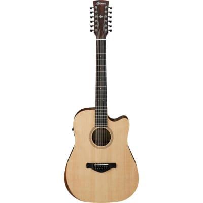 Ibanez 12-String Artwood Series Acoustic-Electric Guitar - Natural