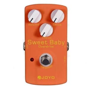 JOYO-JF-36 Sweet Baby Overdrive Guitar Effects Pedal Boutique Stomp Pedal True Bypass FREE Shipping