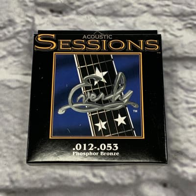 Everly 12-53 Acoustic Sessions Phosphor Bronze Guitar Strings