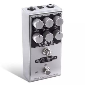 Origin Effects Cali76 Compact Bass Compressor