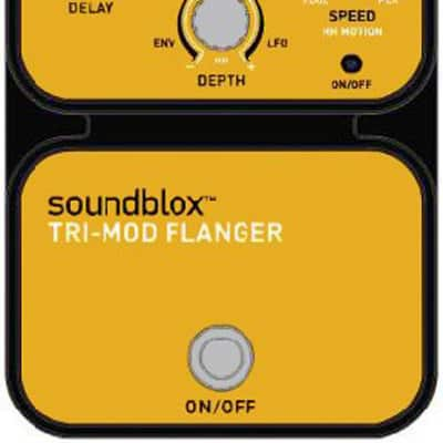 Source Audio Soundblox Tri-Mod Flanger for sale