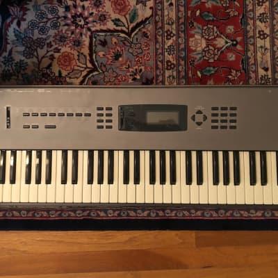 Korg N364 61-Key Music Workstation