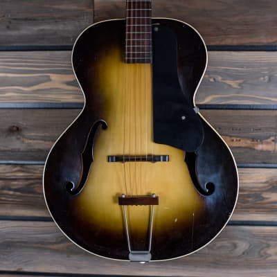 Epiphone Zenith 1944 Archtop w/ Original Case for sale