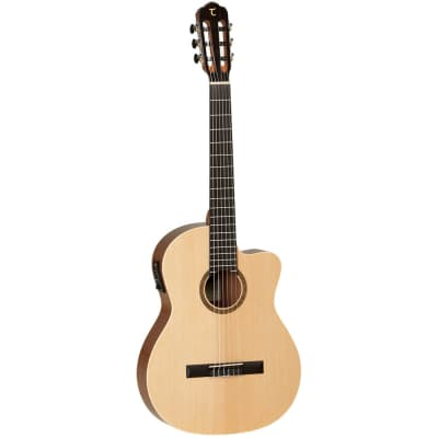 Tanglewood Winterleaf Classical TWCE 4 Electro Classical Nylon Guitar for sale