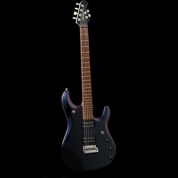 music man jp6 john petrucci signature guitar in mystic dream reverb. Black Bedroom Furniture Sets. Home Design Ideas