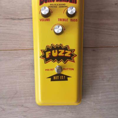 Bolola Sound Bone Bender Sola Sound Tone Bender mk III  clone. Guitar effects pedal. for sale