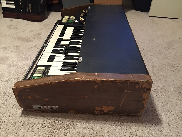 hammond x5 18150k portable organ b3 for parts as is reverb. Black Bedroom Furniture Sets. Home Design Ideas