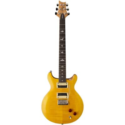 PRS Paul Reed Smith SE Santana 2017 Yellow for sale