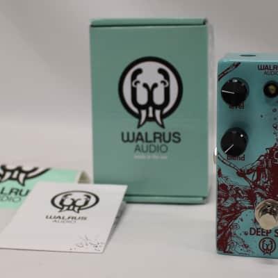 Walrus Audio Deep Six Compressor Guitar Effect Pedal for sale