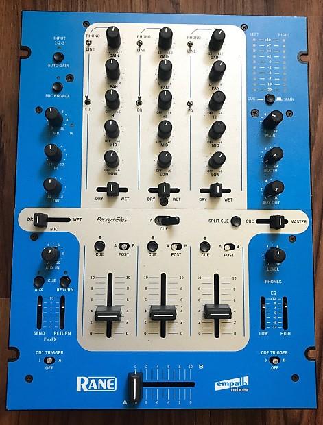 RANE Empath DJ Mixer! Excellent to Mint Condition!