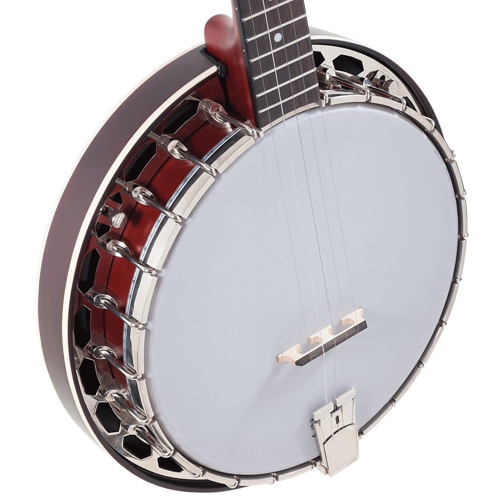 Recording King RKH-05 Dirty 30s Resonator Banjo